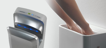 Blade Hand Dryers | Handy Dryers