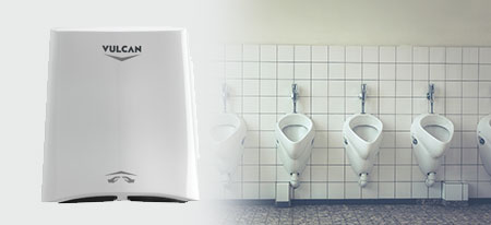 Hand Dryers for commercial washrooms