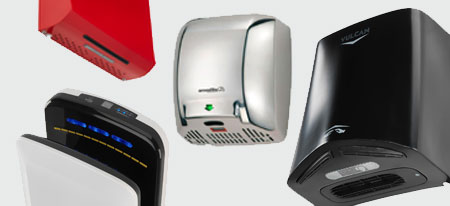 Hand Dryers by Colour | Handy Dryers
