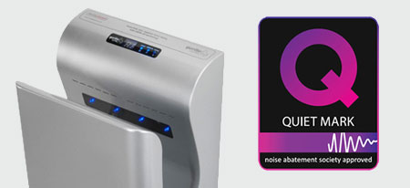 Quiet Hand Dryers | Handy Dryers