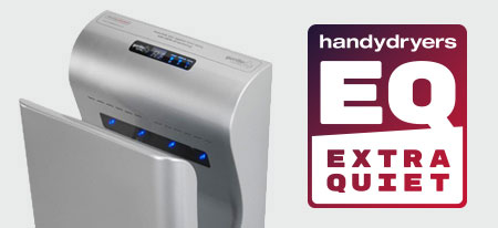 Quiet Hand Dryers