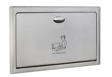 Stainless Steel Baby Changer