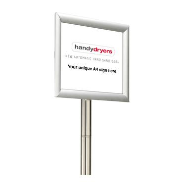 Sanillo Stand A4 Signage Frame