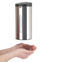 Automatic Soap Dispenser - Stainless Steel